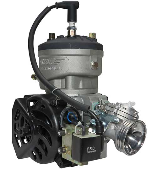 Kart Engine PRD 125 Fireball Europe
